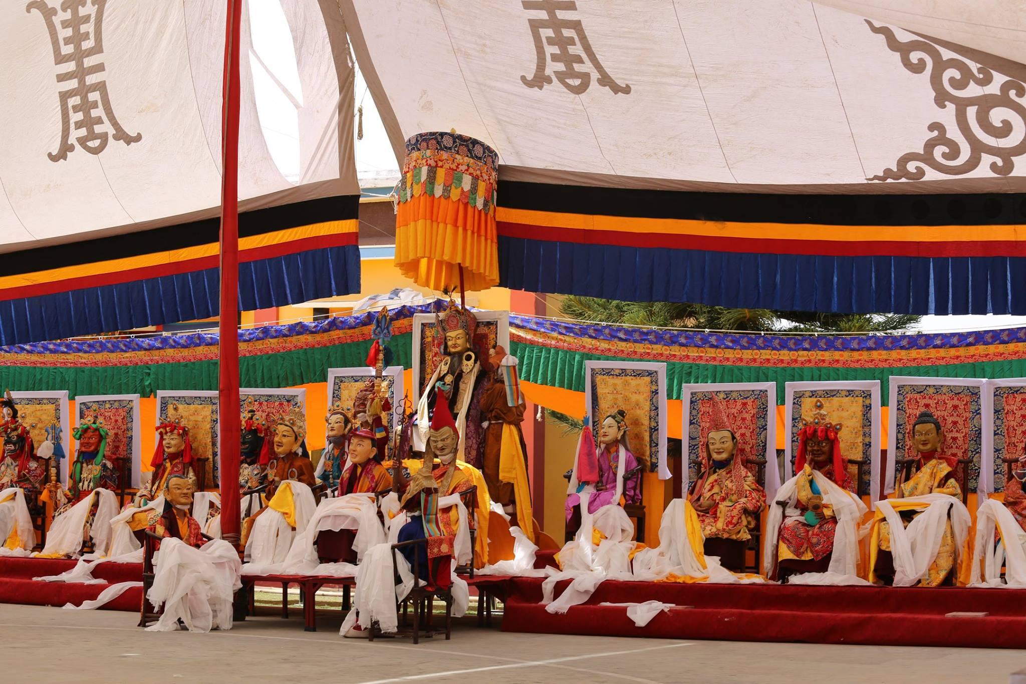 首次蒞台的札西炯蓮師金剛舞法會,由第九世 康祖法王親自主法,敬請把握殊勝難得因緣,蒞臨盛會!